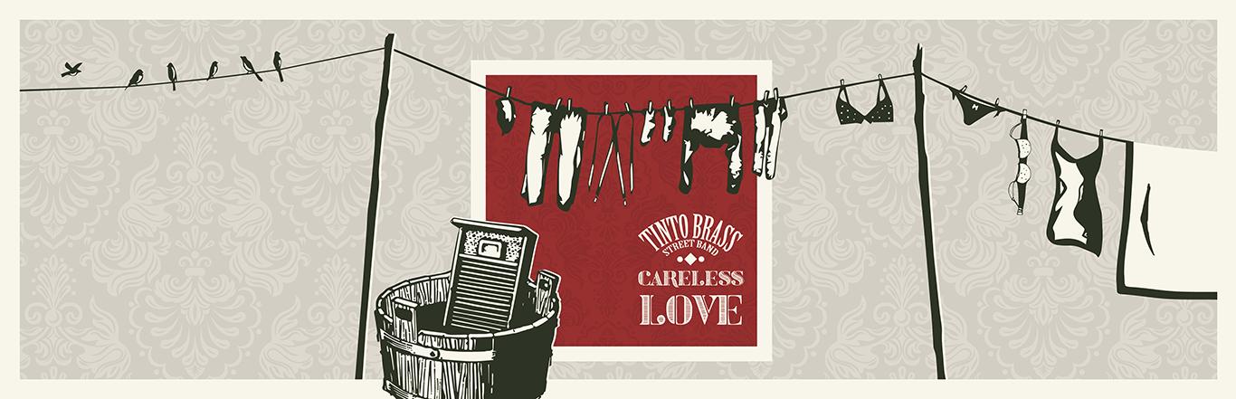 Careless Love Album Tinto Brass Street Band